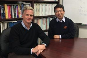 Brad Howe (CEO) & Dr. Jason Cong (Co-Founder & Chairman)