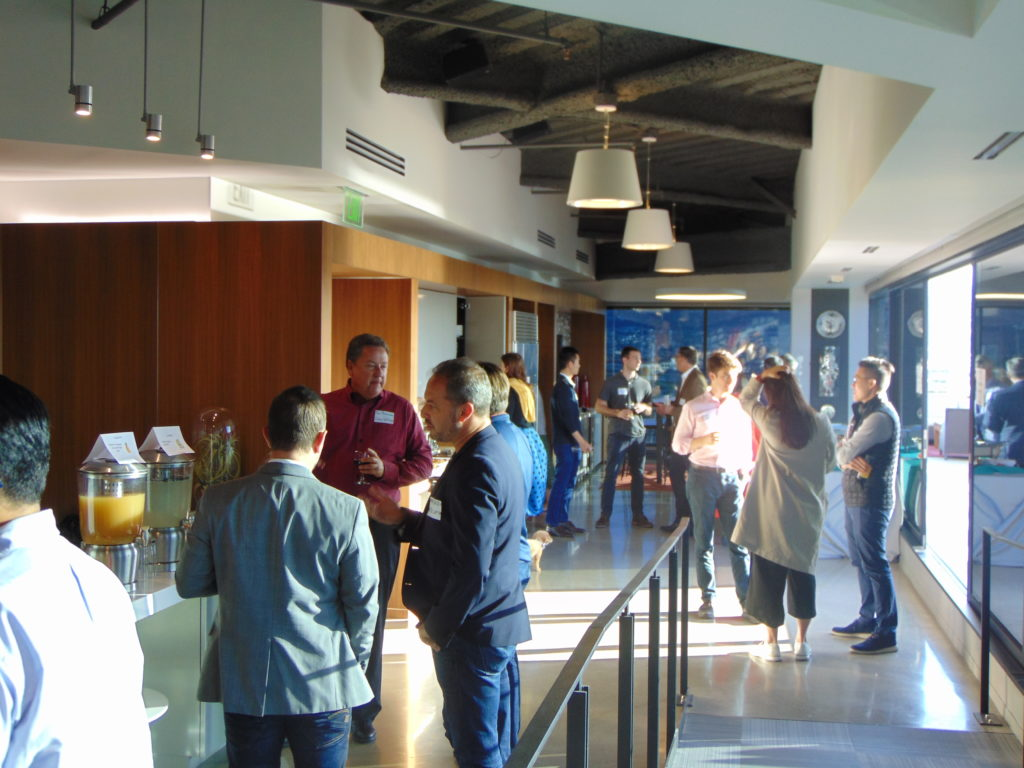 NVCA Networking event at Sierra Ventures