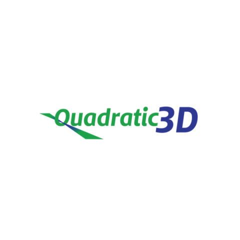 Quadratic 3D Logo