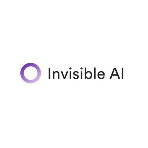 Invisible AI Logo Portfolio Tile