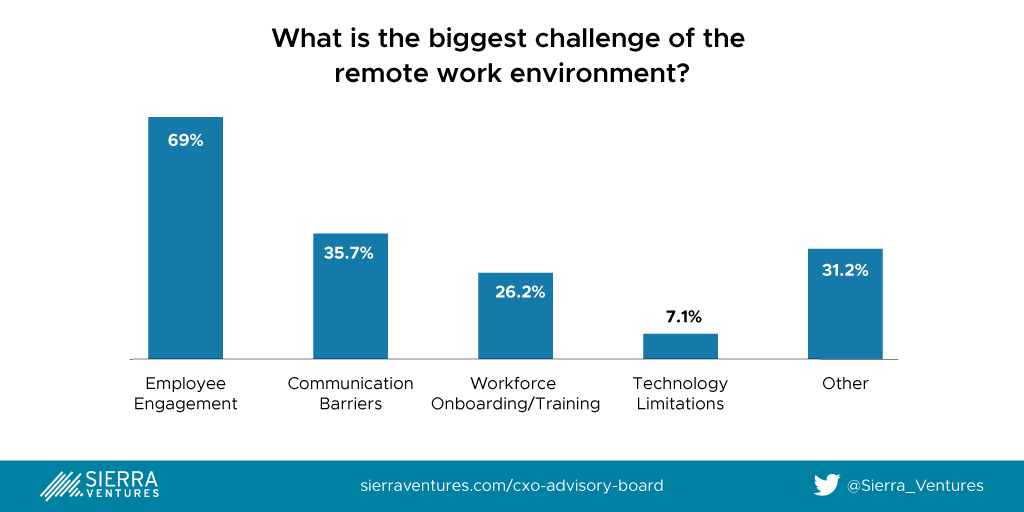 Biggest Challenges of Remote Work Environment