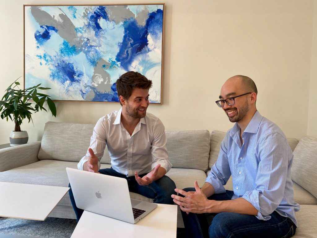 Reify Health - Ralph and Michael - Co-founders